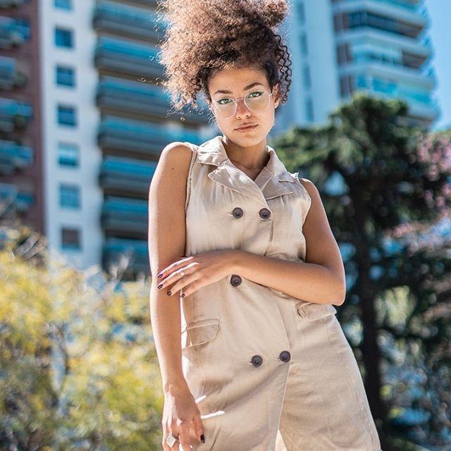 vestido lino Brake up verano 2021
