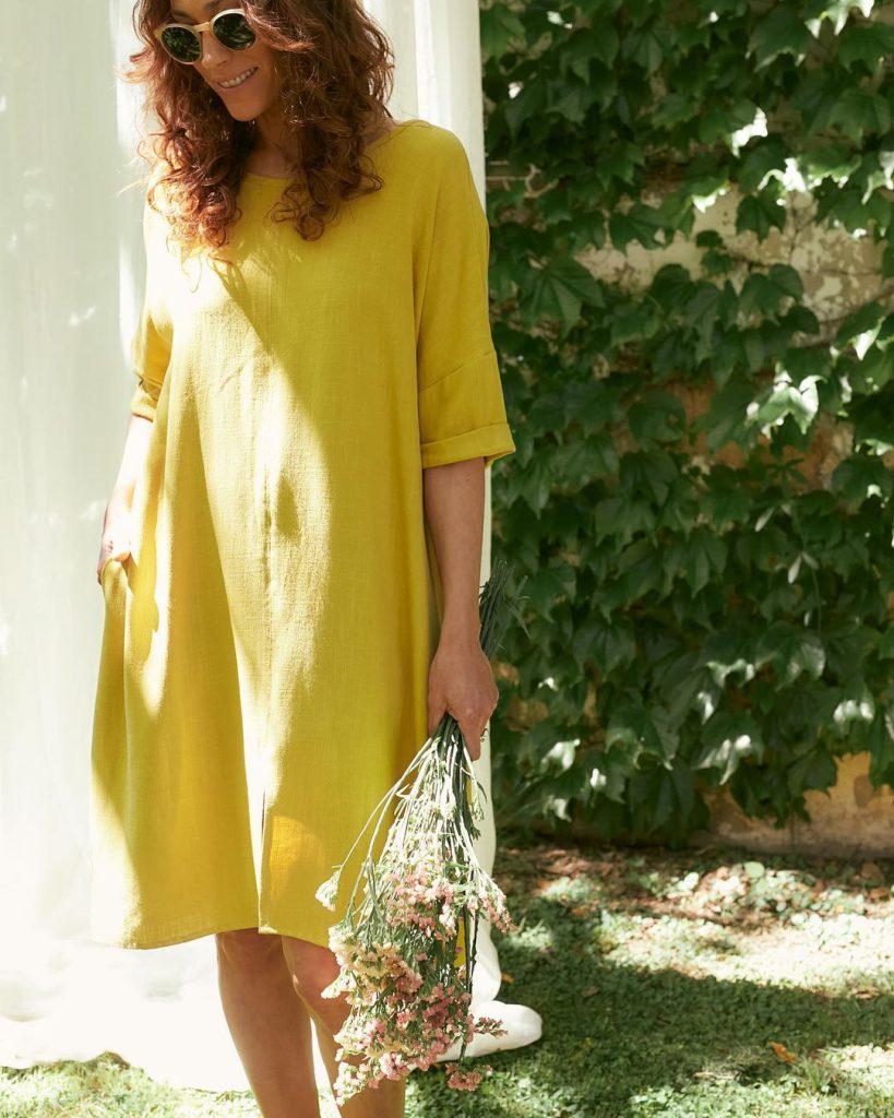 vestidos frescos para el verano verano 2021 Marcela Pagella