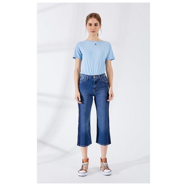 jeans mujer Paula Cahen D Anvers verano 2021
