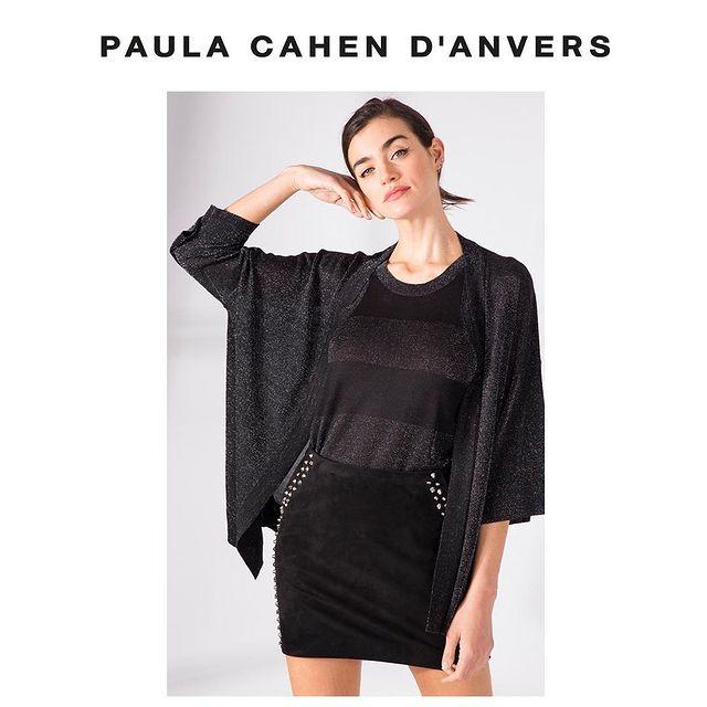 minifalda con tachas Paula Cahen D Anvers verano 2021