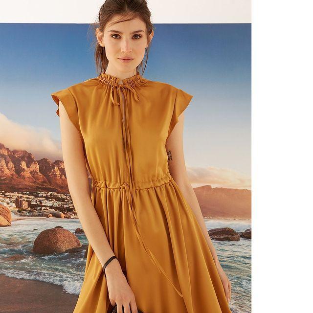 vestidos urbanos Paula Cahen D Anvers verano 2021