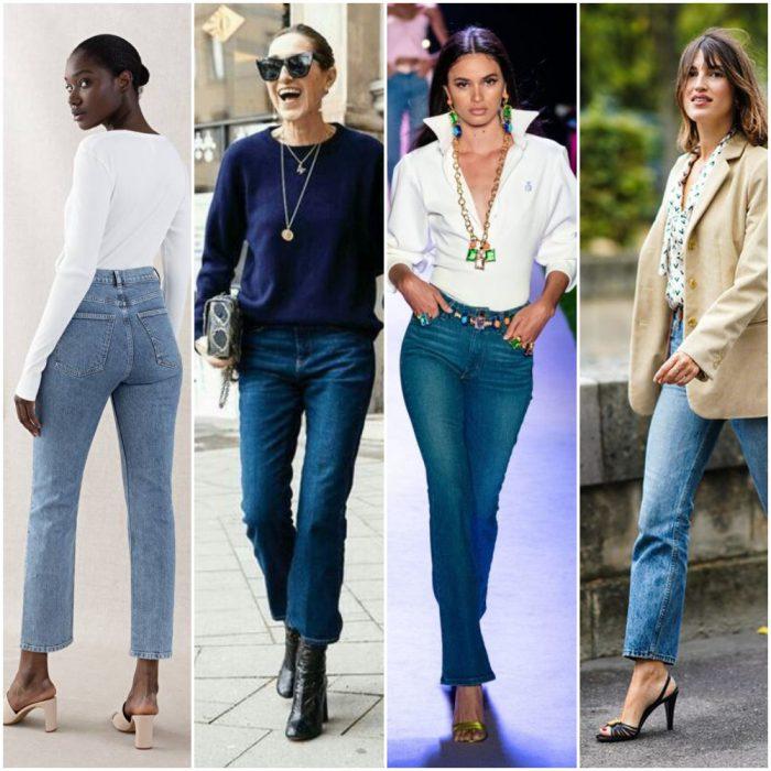 Jeans de moda otono invierno 2021 Argentina