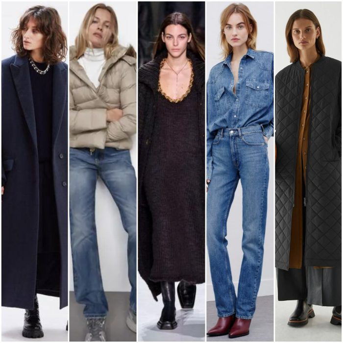 Ropa para mujer de moda otono invierno 2021 Argentina
