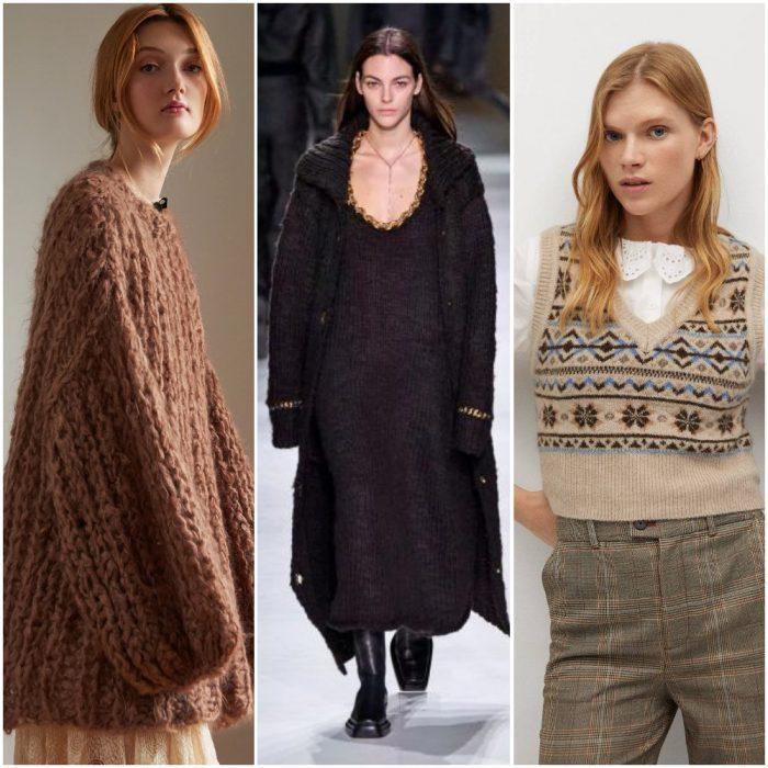 Tejidos de moda otono invierno 2021 Argentina