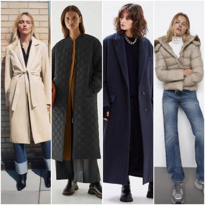 abrigos de moda otono invierno 2021 Argentina