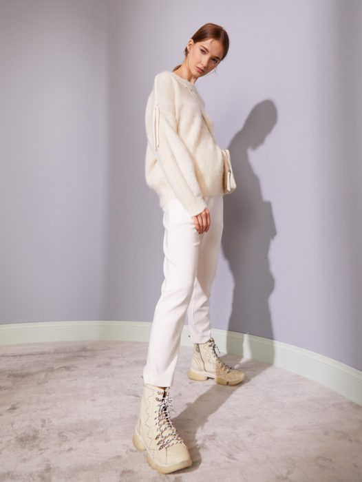 buzo de lana mujer Jazmin Chebar invierno 2021