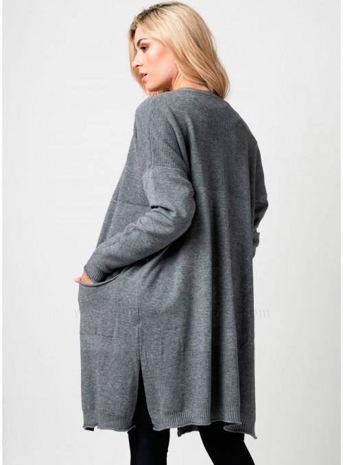 cardigan largo sm sweaters invierno 2021