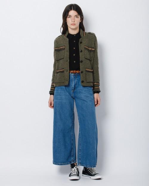 jeans anchos Wanama invierno 2021