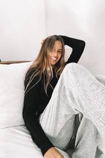 pantalon algodon mujer Arizona otono invierno 2021