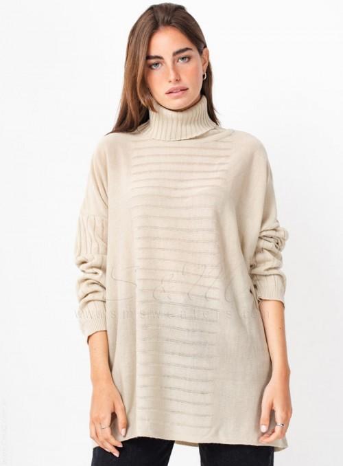 polera holgada sm sweaters invierno 2021