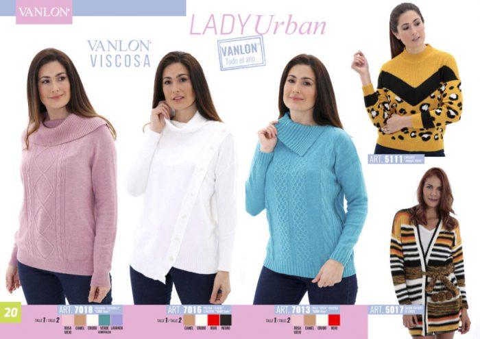 tejidos para mujer vanlon invierno 2021