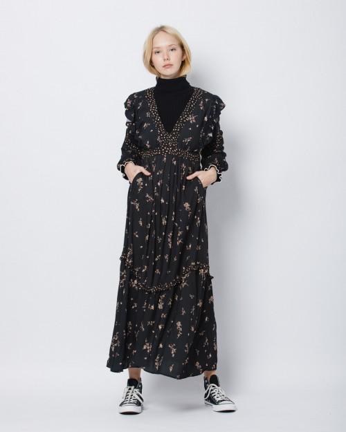 vestido largo casual Wanama invierno 2021
