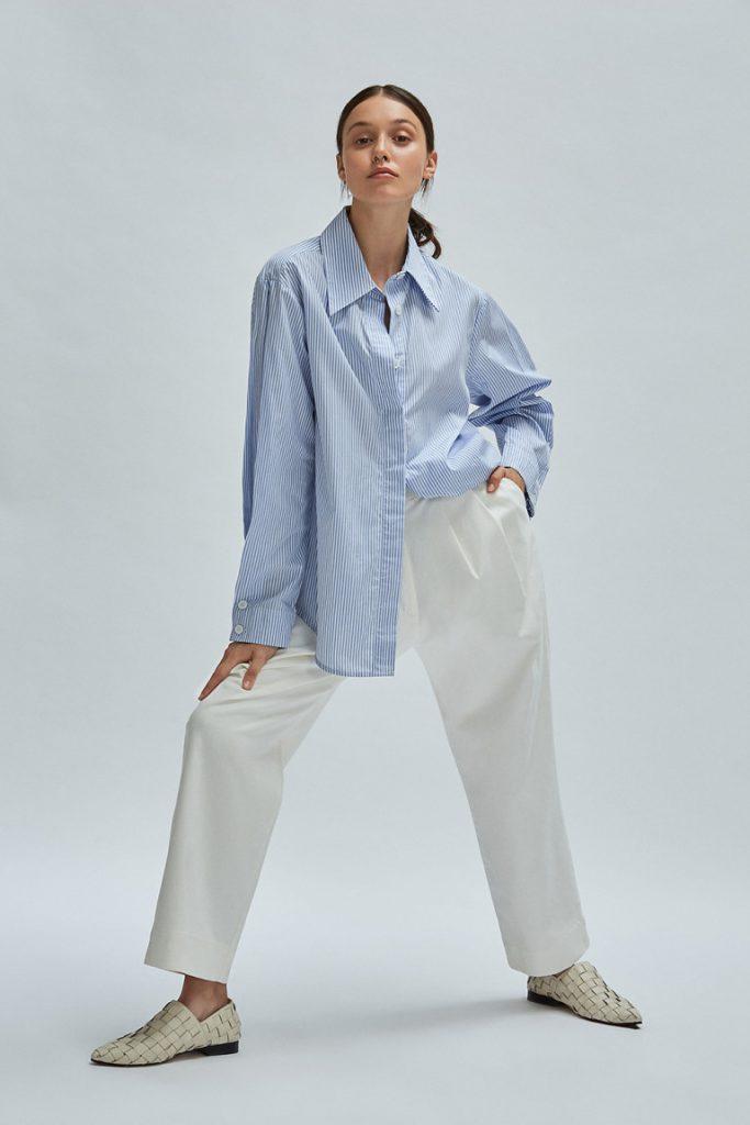 camisas amplias mujer invierno 2021 Maria Cher