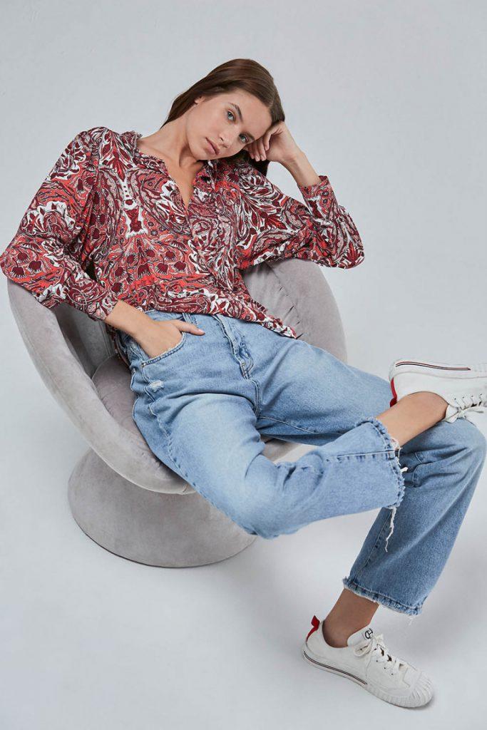 camisas para mujer invierno 2021 Maria Cher