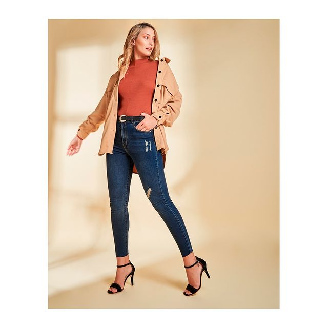 chupin mujer vertu jeans invierno 2021