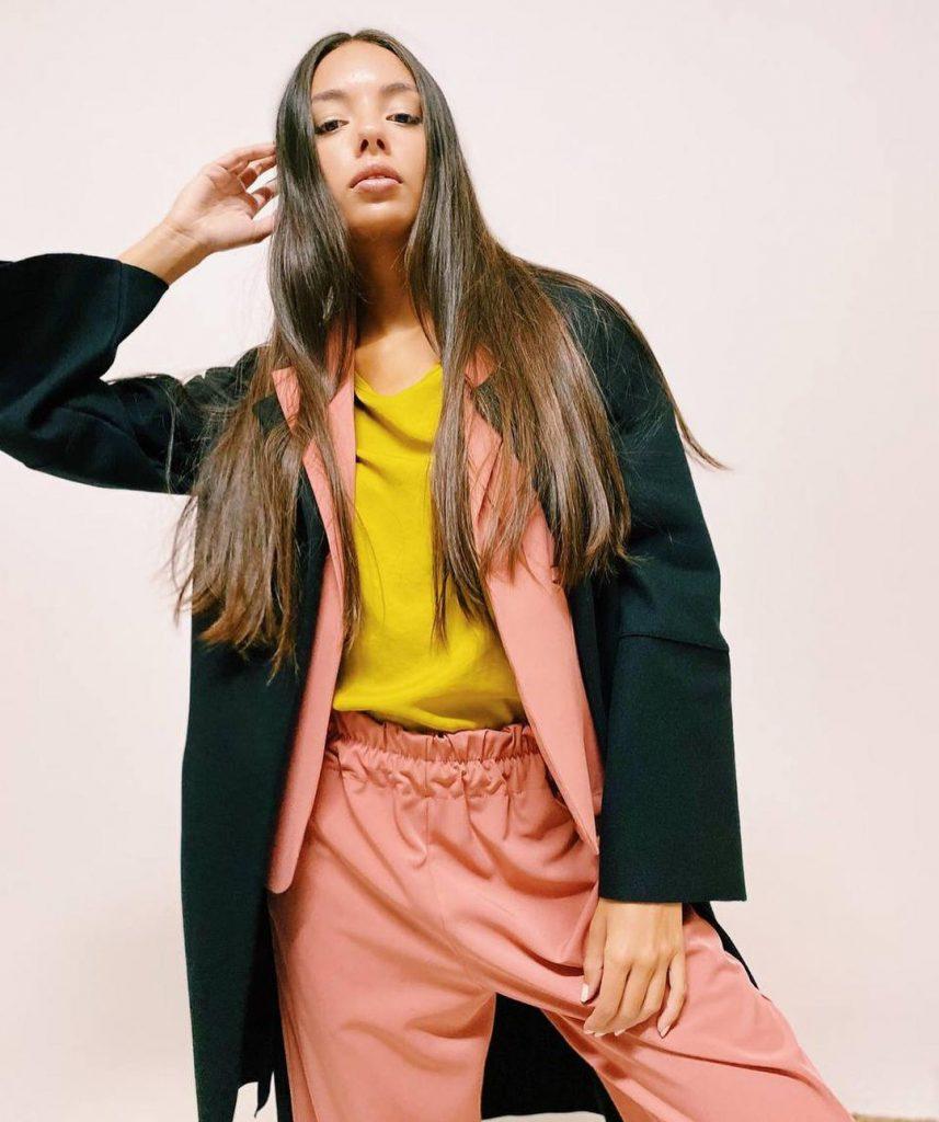 conjunto blazer y pantalon plisado tramps invierno 2021