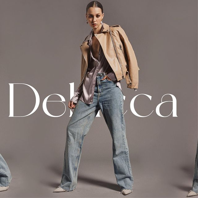 jeans casual mujer Delucca invierno 2021