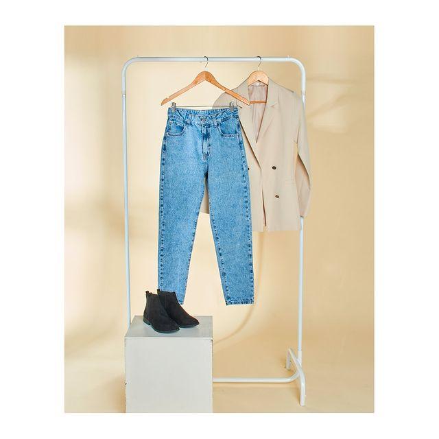 jeans mom vertu jeans invierno 2021