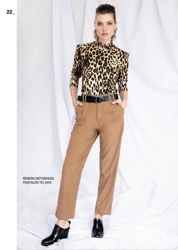 pantalon de vestir mujer asterisco invierno 2021