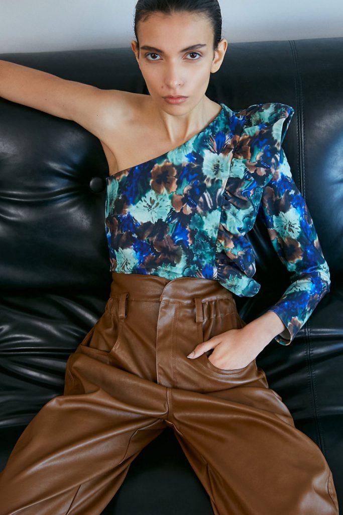 pantalon engomado mujer invierno 2021 Maria Cher