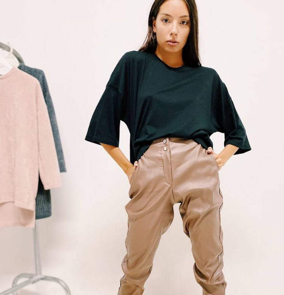 pantalones de colores tramps invierno 2021
