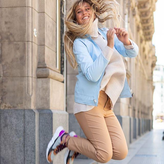 pantalones gabardina color Pura Pampa invierno 2021