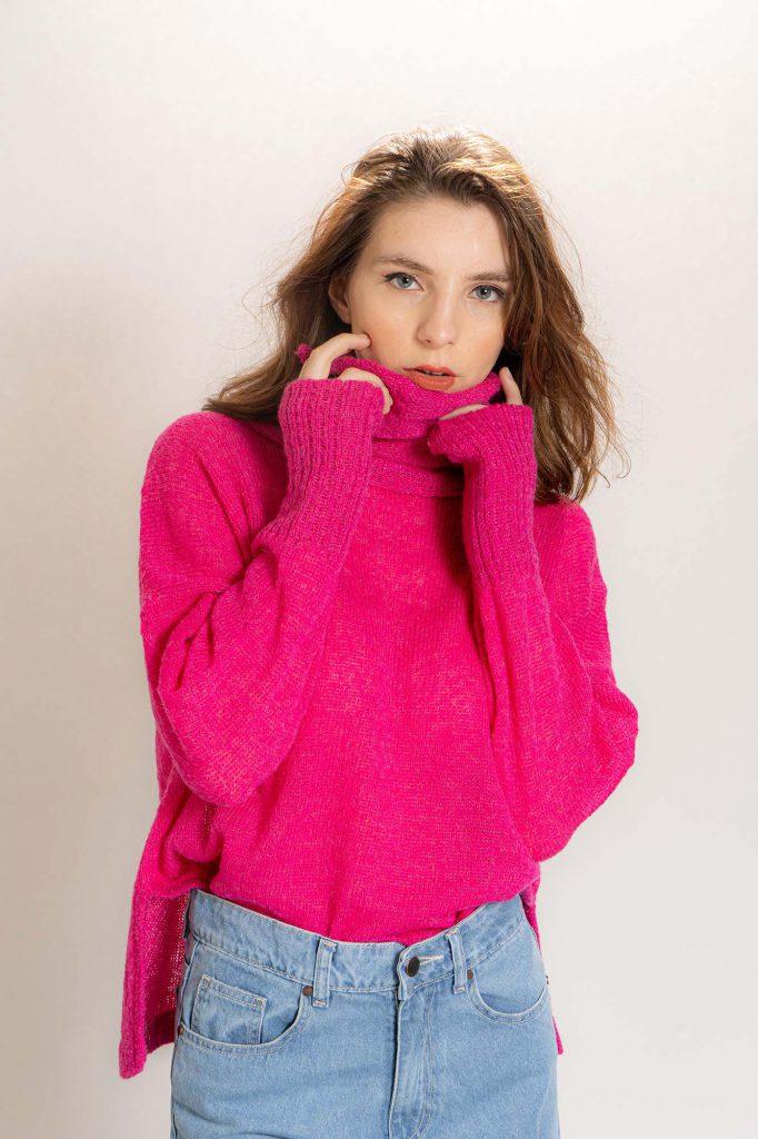 polera de lana invierno 2021 La Cofradia