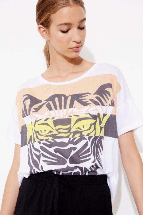 remera tigre mujer St Marie invierno 2021