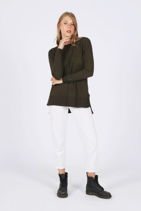 sweater mujer basicos sans doute invierno 2021