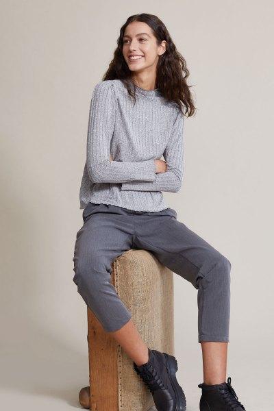 sweater mujer invierno 2021 Estancias Chiripa