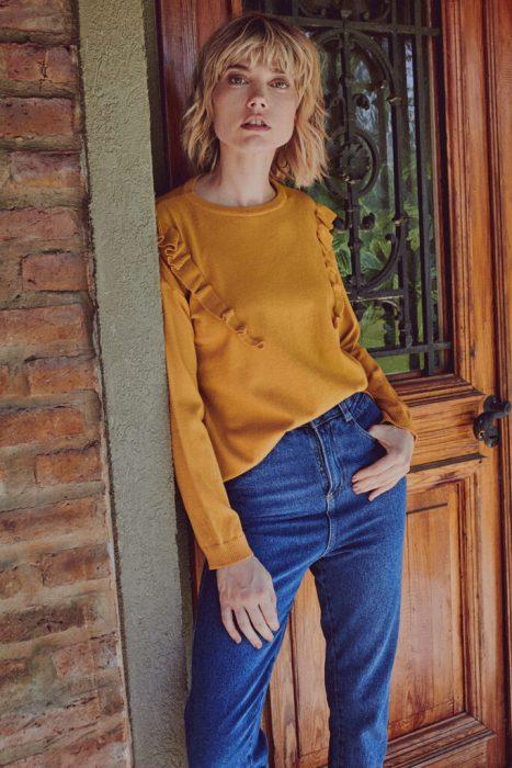 sweater nucleo mujer invierno 2021
