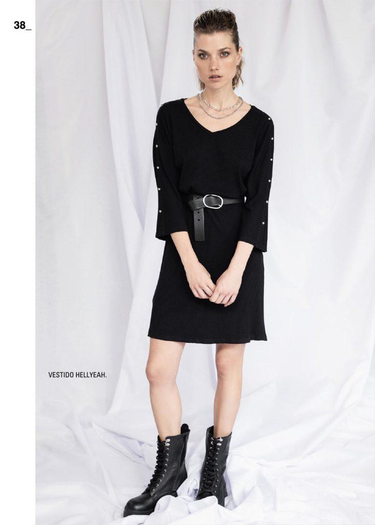 vestido morley asterisco invierno 2021