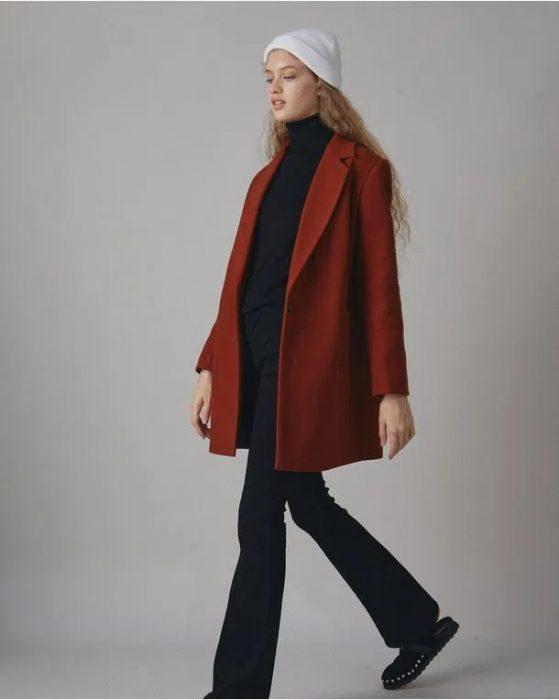Pantalon oxford con tapado invierno 2021 Desiderata