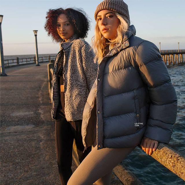 abrigos para mujer Le utthe invierno 2021