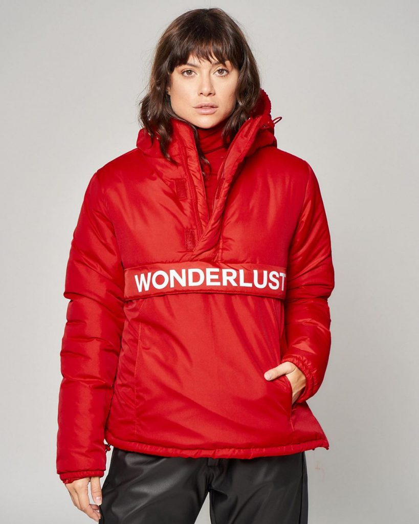 campera inflable roja prussia
