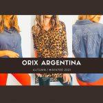 Orix - Catalogo otoño invierno 2021