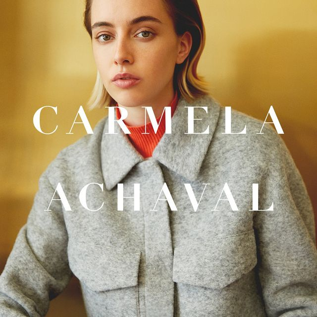 tapados de pano Carmela Achaval invierno 2021