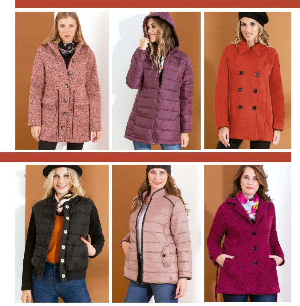 abrigos mujer juana bonita invierno 2021