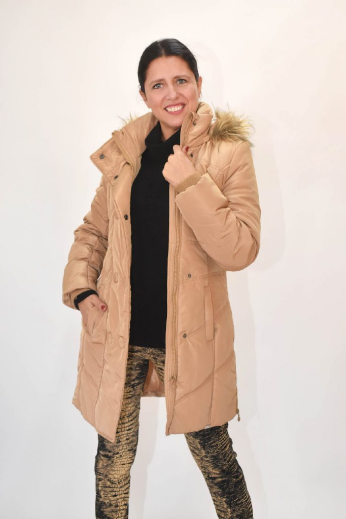 camperon mujer chatelet invierno 2021