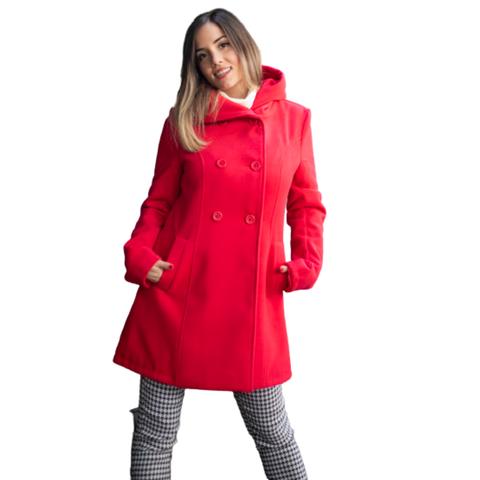saco pano con capucha normandie invierno 2021