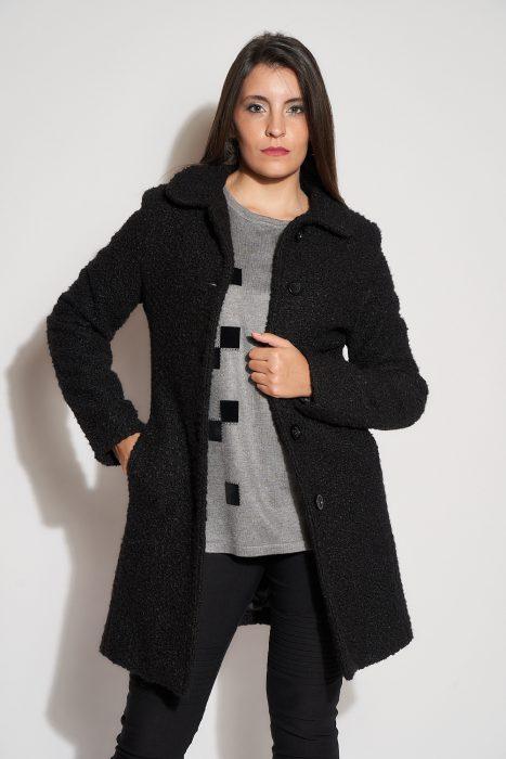tapado de pano y sweater para senoras chatelet invierno 2021
