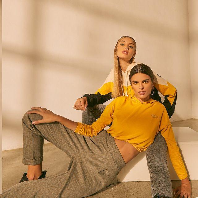 buzos tops AF jeans coleccion invierno 2021