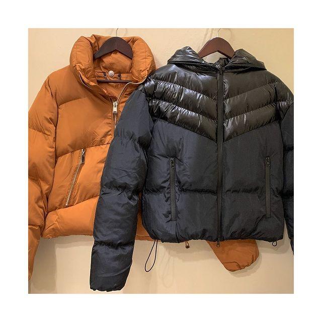 camperas ultralivianas AF jeans coleccion invierno 2021