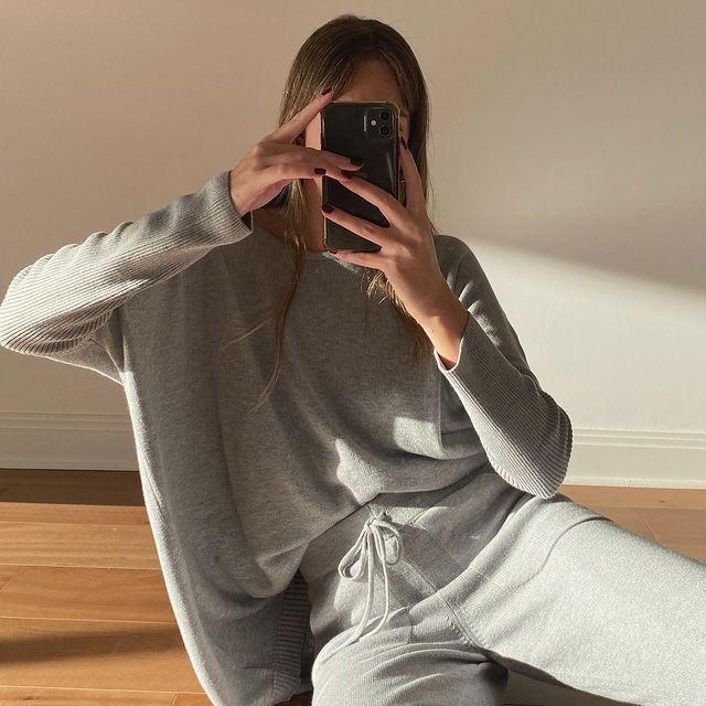 conjunto lanilla Piccola basicos de moda invierno 2021