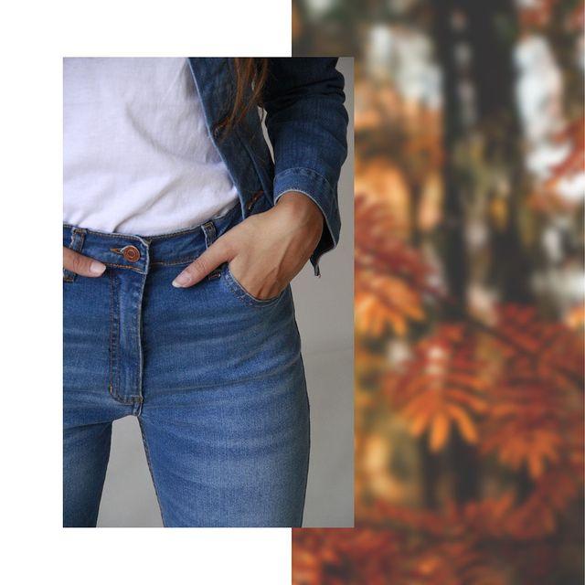 jeans destenidos Riffle Jeans invierno 2021