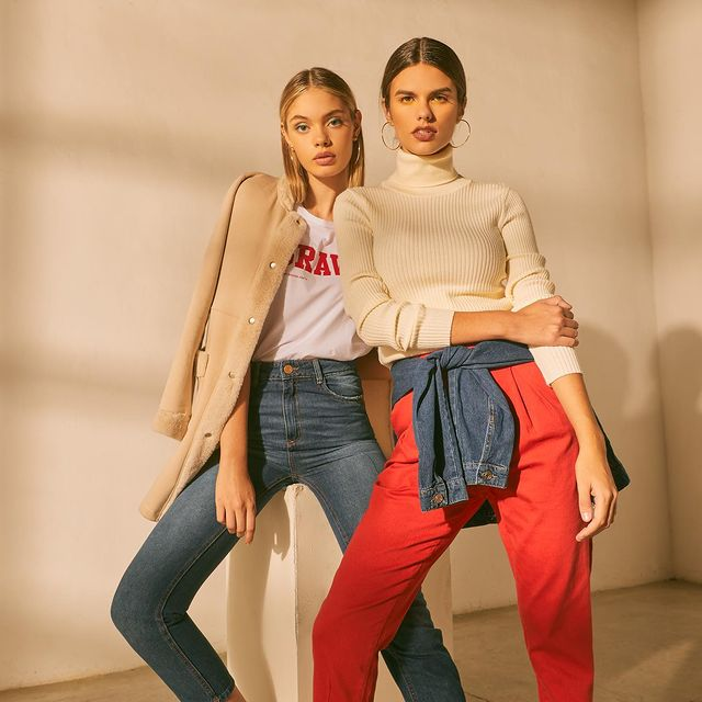 pantalones AF jeans coleccion invierno 2021