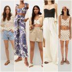 Ropa de Moda mujer verano 2022 - Argentina - Tendencias