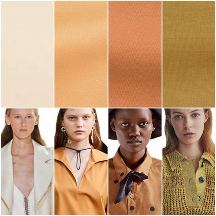 Tonosarena colores de moda verano 2022