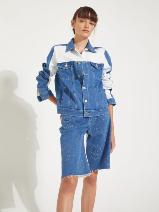 bemuda mujer jeans Jazmin Chebar verano 2022