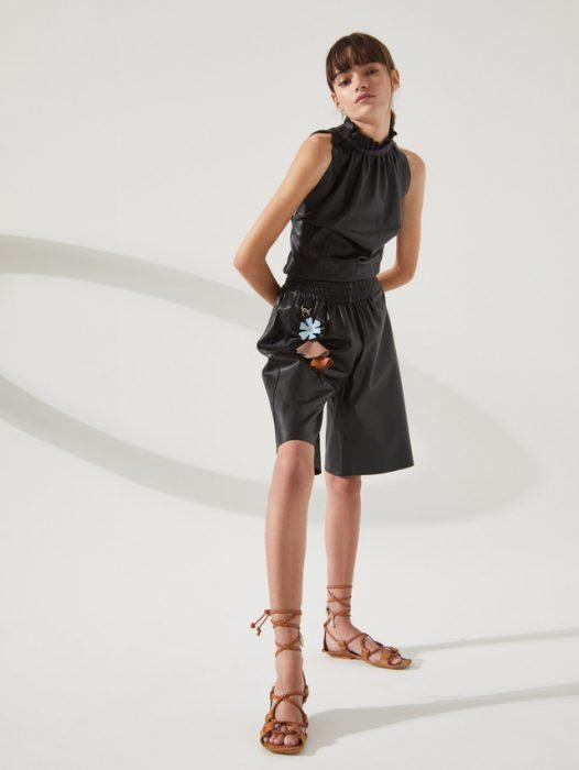 bermuda mujer moda Jazmin Chebar verano 2022